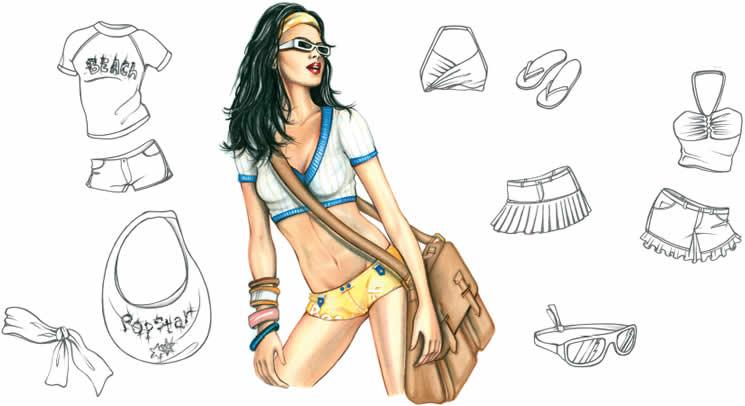 Corso estivo di moda per design costumi da bagno 56ffef80750